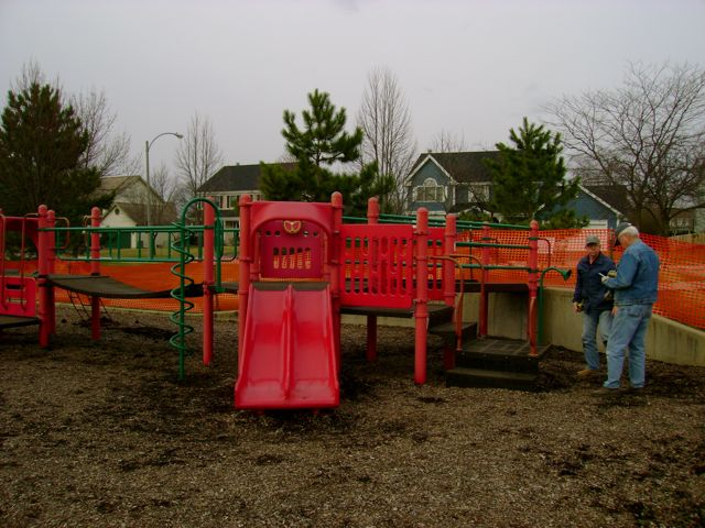 Disabled Playground