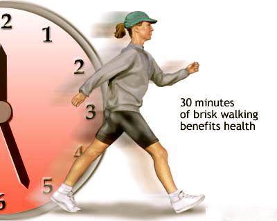 Walking 30 min