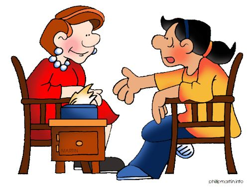 clipart of teacher and parents - photo #30